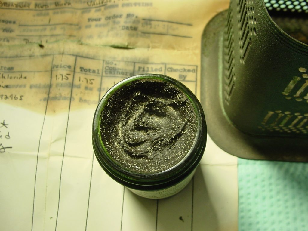 Zinc Chloride Paste